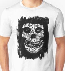 Die, Die Misfits inspired tee #2 Unisex T-Shirt
