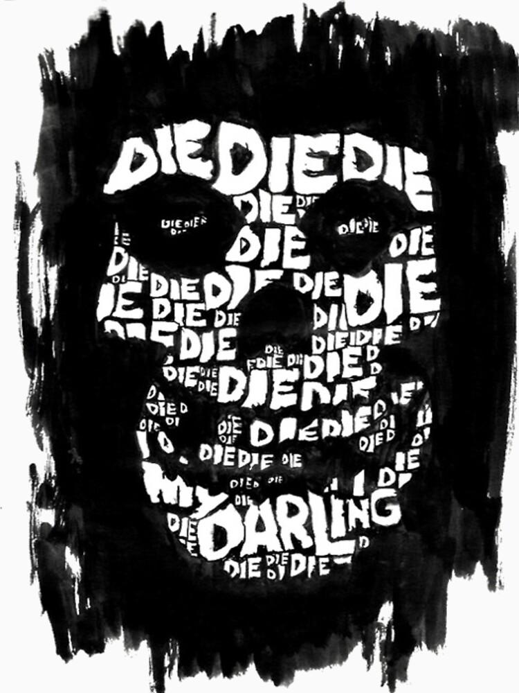Die, Die Misfits inspired tee #2 | Unisex T-Shirt