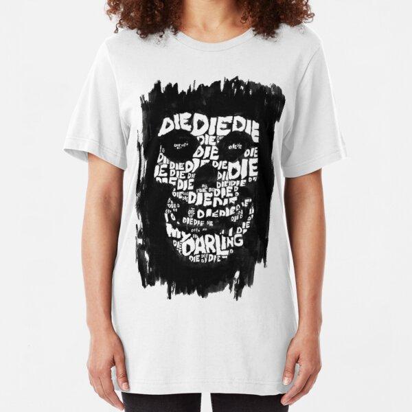 Die, Die Misfits inspired tee #2 Slim Fit T-Shirt