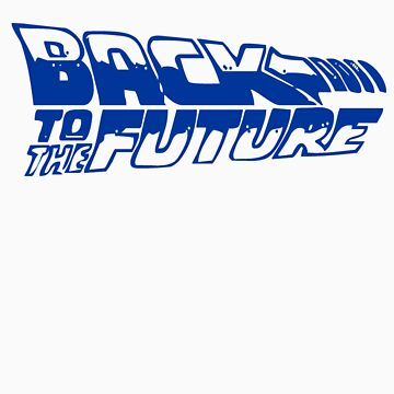 Back to the Future by Glenn48