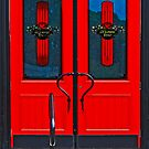 The Red Doors by Richard Earl