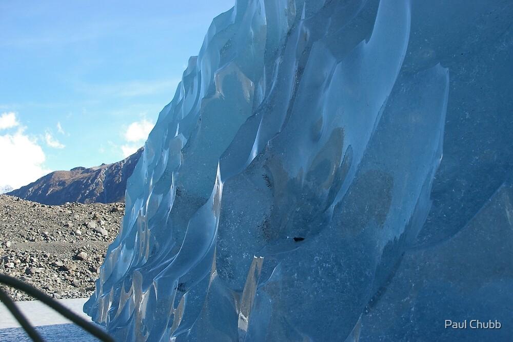 Blue Iceburg by Paul Chubb