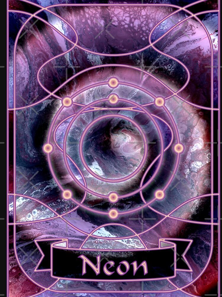 Element 10: Neon by kerravonsen