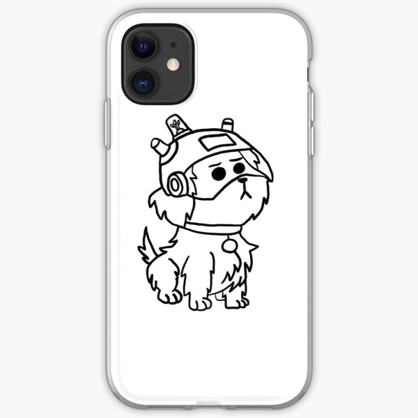 Snowball | Rick and Morty Charakter iPhone Soft Case