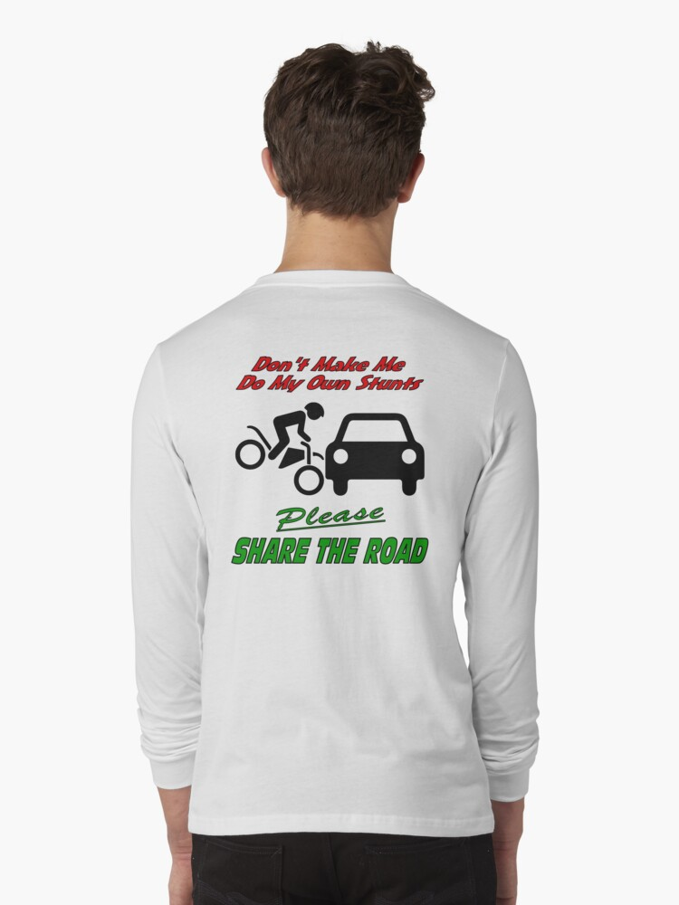 My Own Stunts - Share the Road by KarDanCreations