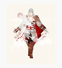 Assassins Creed: Ezio Auditore da Firenze Giclee Art Print Photographic Print
