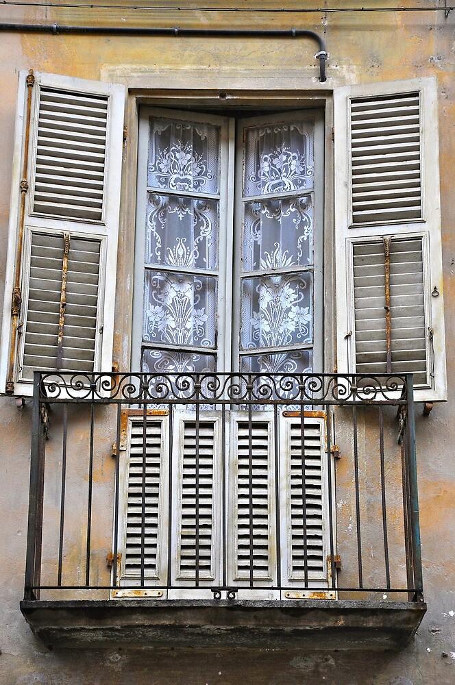 Italian Window, Susa by Dean Bailey