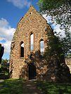 Beauly Priory by Carol Bleasdale