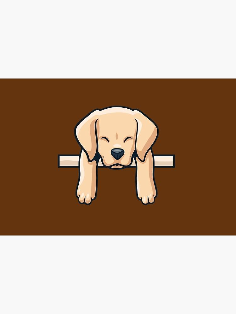 Labrador Retriever Dog by vegasdave2