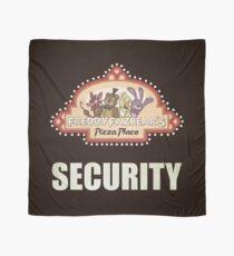 Pañuelo Cinco noches en Freddy's - FNAF - Logotipo de seguridad de Freddy Fazbear