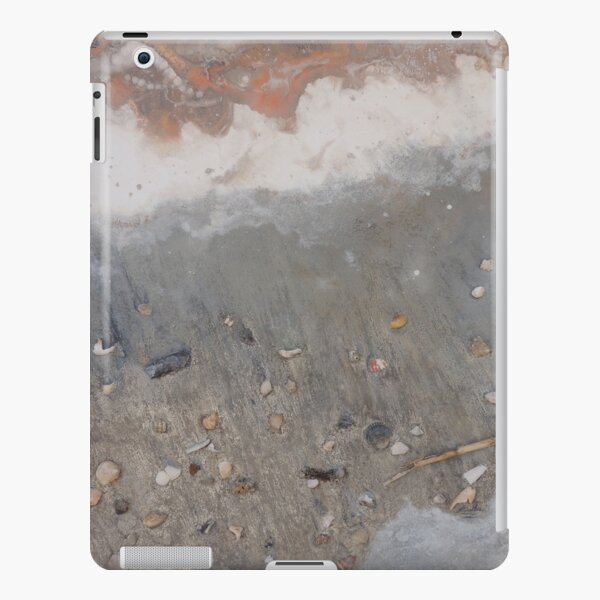 Cocoa Beach with Cocoa Beach Shells 1 iPad Snap Case