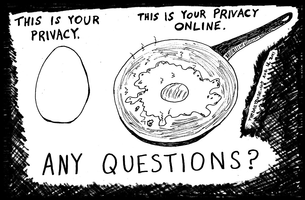 Internet Privacy by bubbleicious