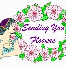 Sending You Flowers by redqueenself