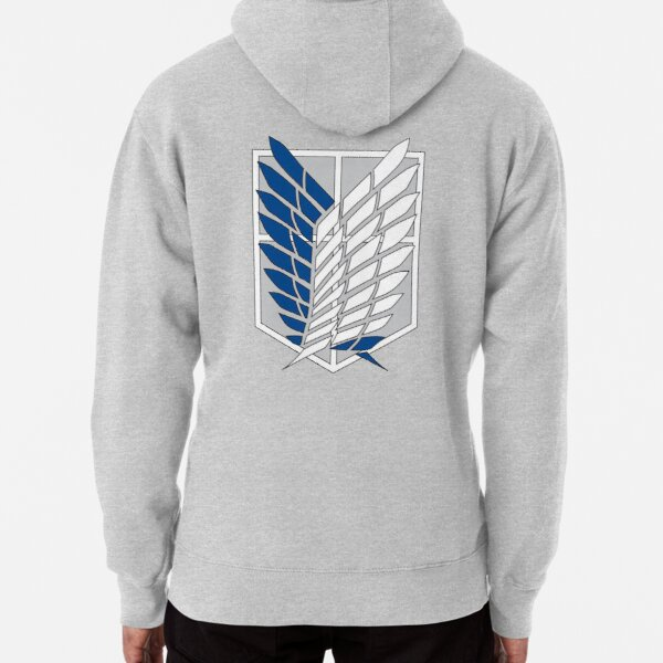 Attack On Titan Scouting Legion Pullover Hoodie