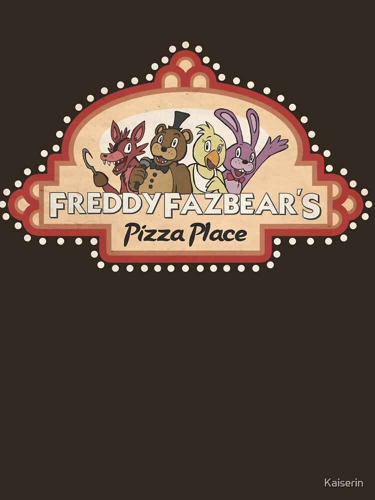 Five Nights at Freddy's - FNAF - Freddy Fazbear's Logo | Unisex T-Shirt