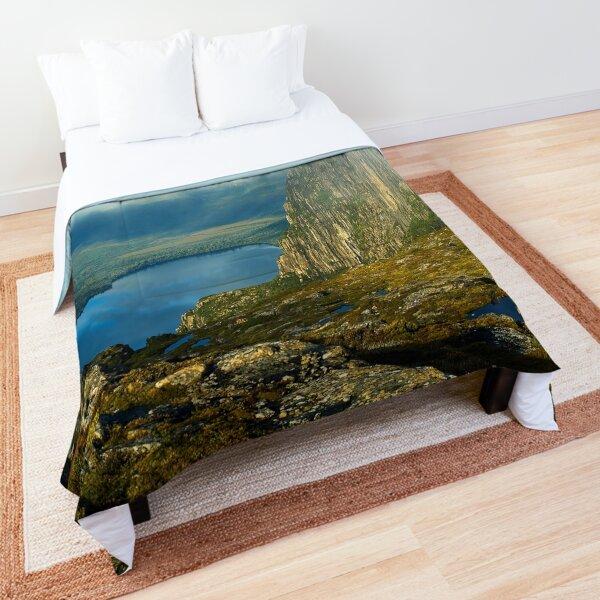 Lake Judd Tasmania Comforter