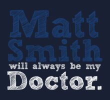 Matt Smith Will Always Be My Doctor