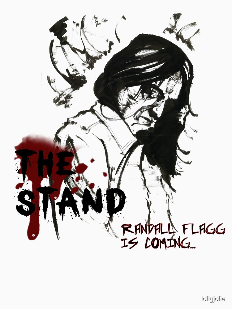 Randall Flagg is coming... by lollyjolie