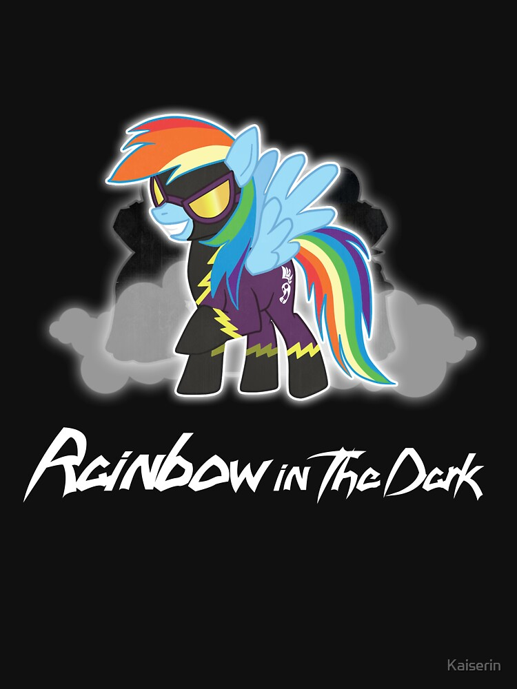 My Little Pony - MLP - Rainbow Dash - Shadowbolt - Rainbow in the Dark | Unisex T-Shirt