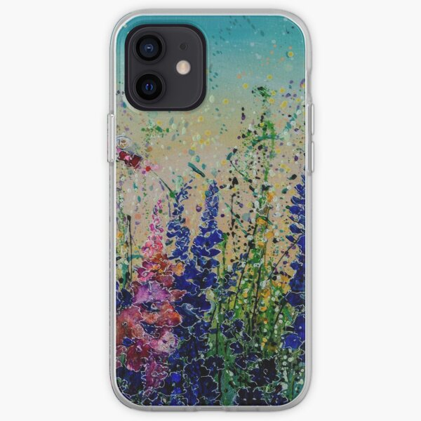 Colorado Mile High Flowers  iPhone Soft Case