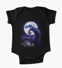 My Little Pony - MLP - Nightmare Before Christmas - Princess Luna's Lament One Piece - Short Sleeve