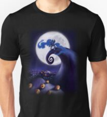My Little Pony - MLP - Nightmare Before Christmas - Princess Luna's Lament T-Shirt