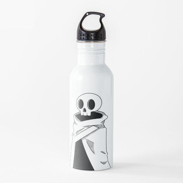 Skull Boy Water Bottle