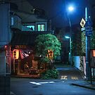 Tokyo Neighborhood by noealz