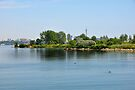 Humber Bay Park  Toronto by Elaine  Manley