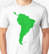 Latin American full of happy smiling people Unisex T-Shirt