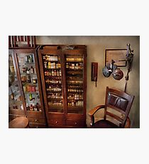 Optometrist - The Optometrists Office Photographic Print