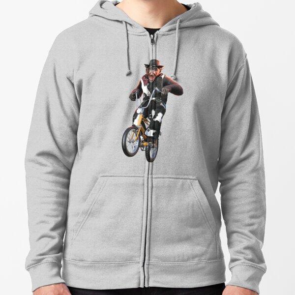 Mens American Biker Hoodie Motorbike Bike Indian Blood Sweat And Gears