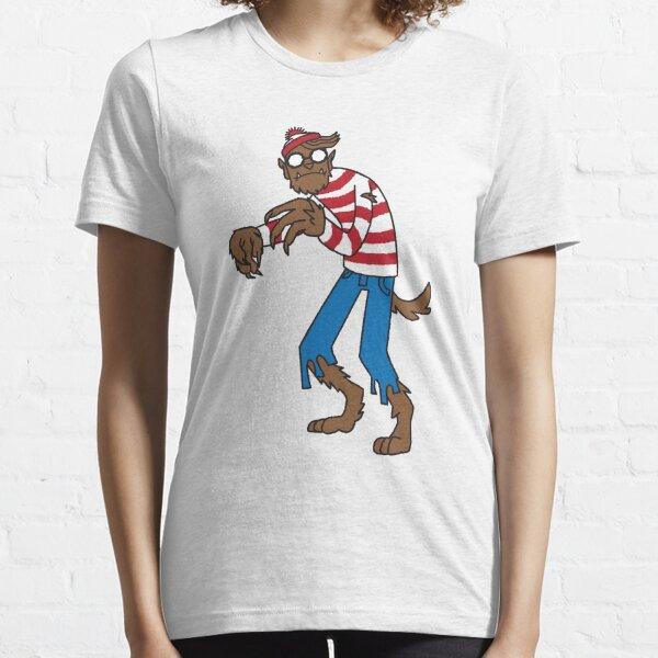 WereWaldo Essential T-Shirt