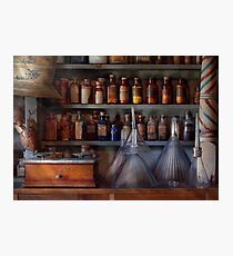 Pharmacy - Master of many trades  Photographic Print