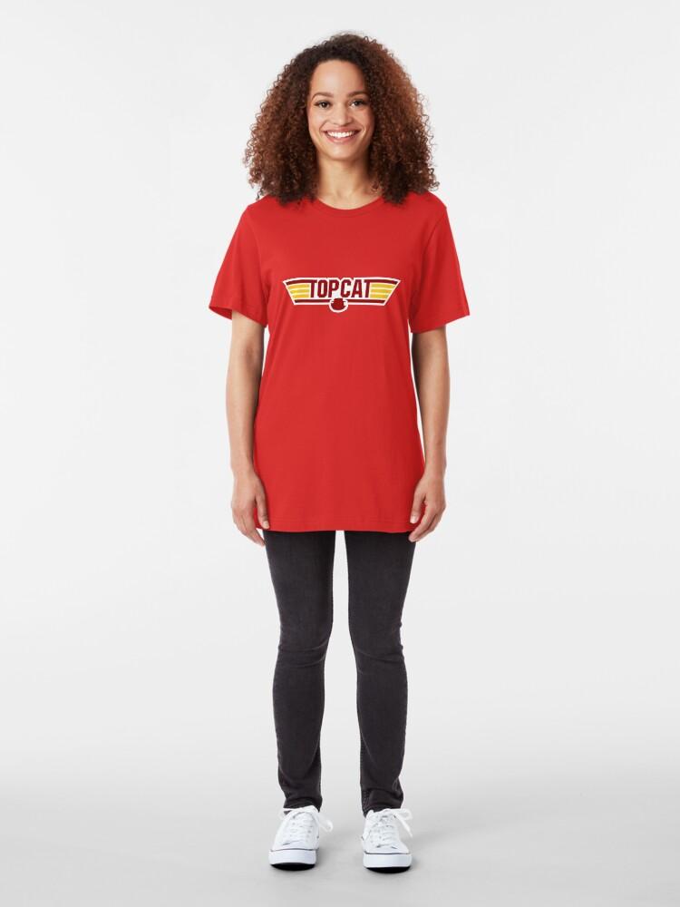 Alternate view of TOP CAT Slim Fit T-Shirt