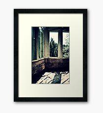 The Wild Woods ~ Chateau Noisy Framed Print