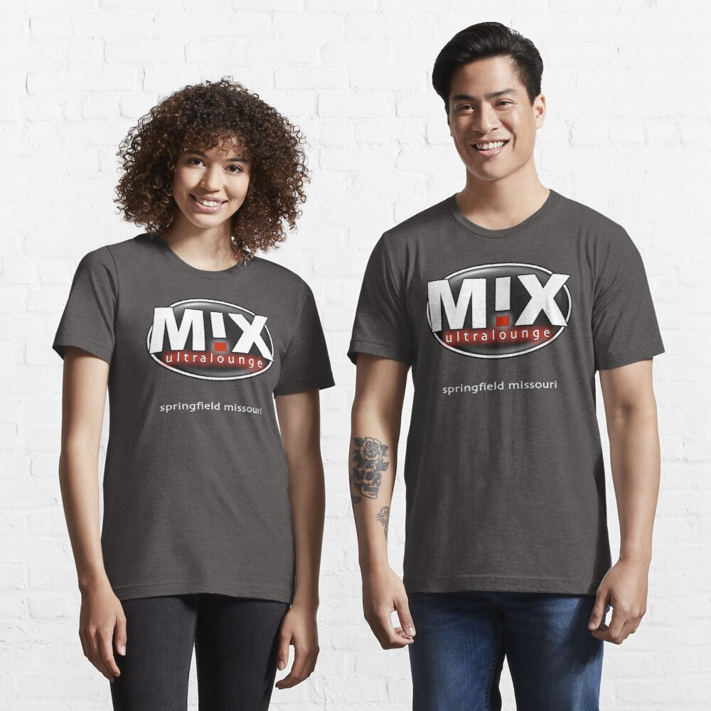 Mix Ultralounge Original Logo Essential T-Shirt