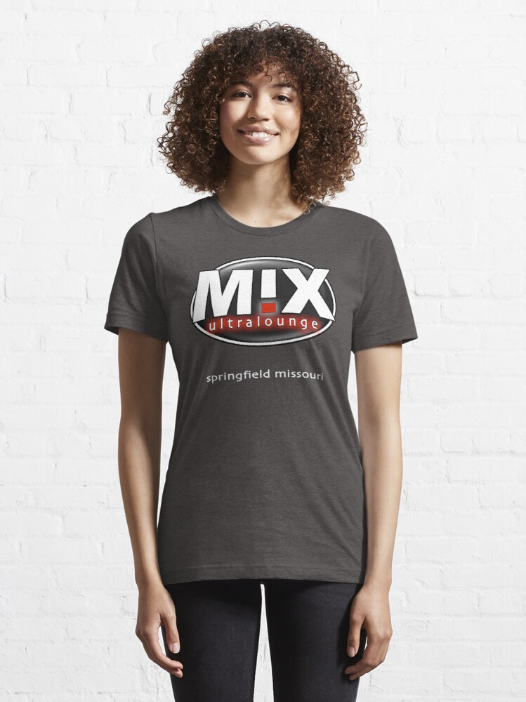 Alternate view of Mix Ultralounge Original Logo Essential T-Shirt