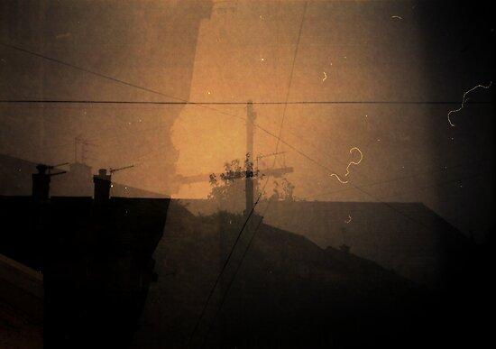Wires Crossed by Mandy Kerr