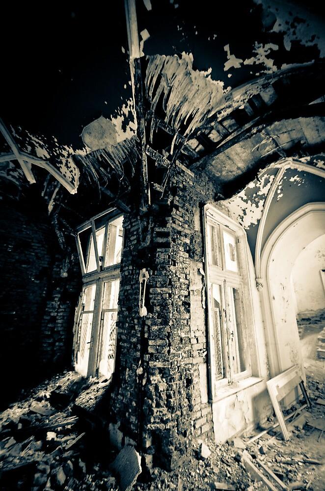 Flow ~ Chateau Noisy by Josephine Pugh