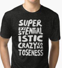 A Spoonful Too Many Tri-blend T-Shirt fe22b67a4