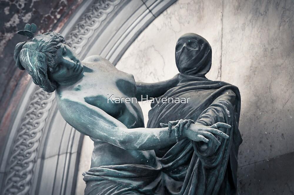 Death & the Maiden by Karen Havenaar