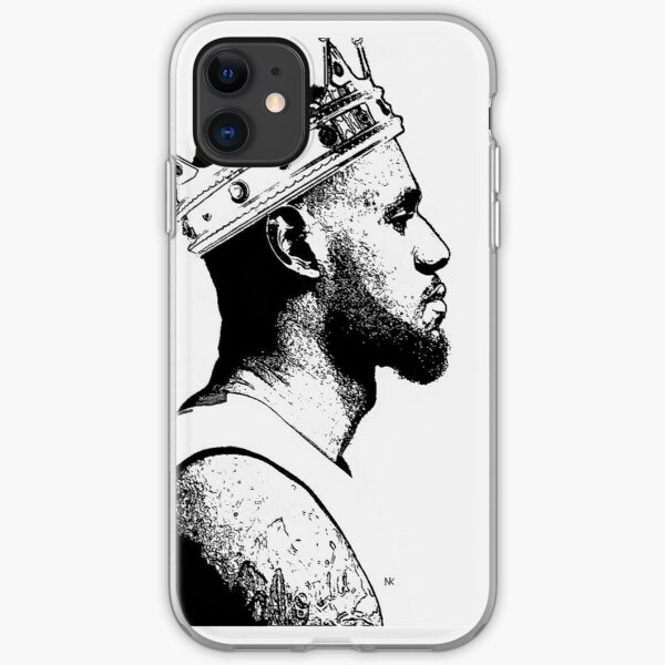 The King iPhone Soft Case