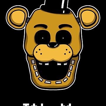 Five Nights at Freddy's - FNAF - Golden Freddy - It's Me by Kaiserin