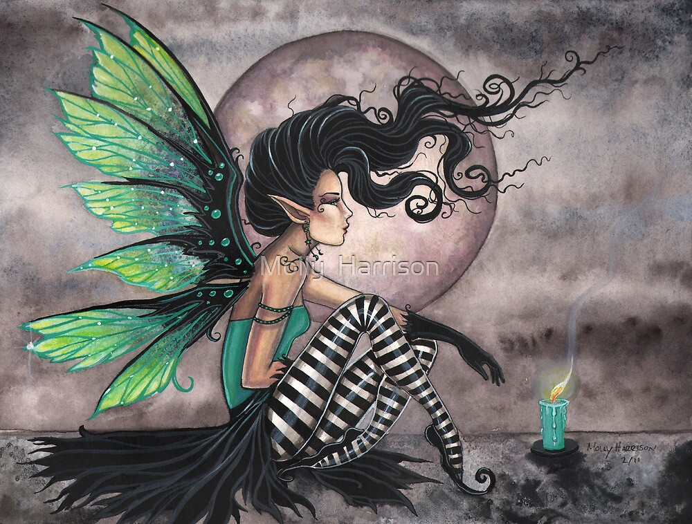 Quot Quot Secret Place Quot Fairy Art By Molly Harrison Quot By Molly