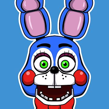 Five Nights at Freddy's - FNAF - Toy Bonnie  by Kaiserin