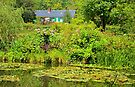Monet's House at Giverny by Imagery