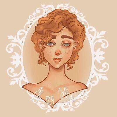 Cosette Portrait by NicoleAL