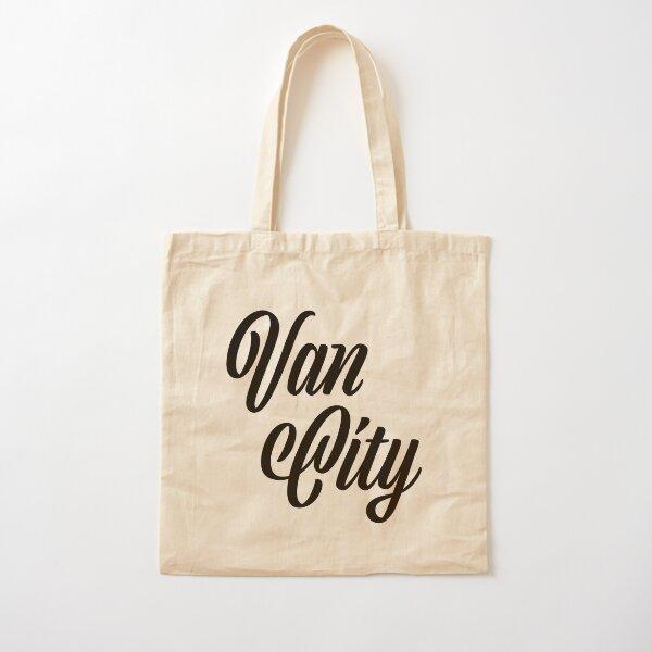 Van City Cotton Tote Bag