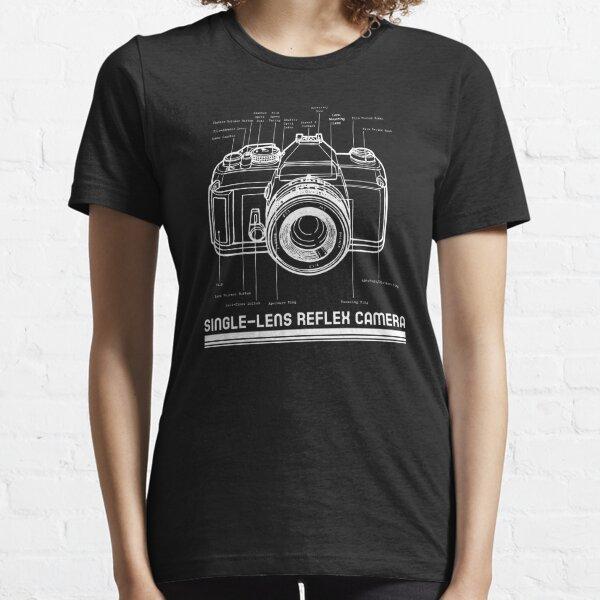 Single-lens Reflex Camera Essential T-Shirt